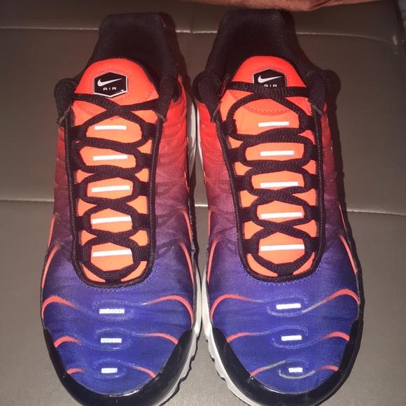 sports shoes 189c0 f816b Boys Nike Air Max Plus TN 5.5